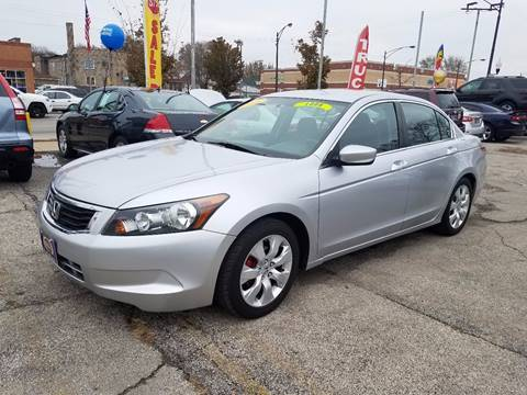 2008 honda accord for sale in chicago il. Black Bedroom Furniture Sets. Home Design Ideas