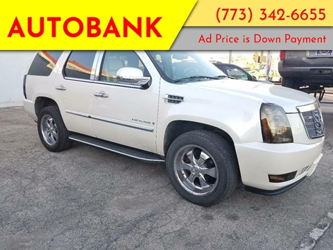 2007 Cadillac Escalade for sale at AutoBank in Chicago IL
