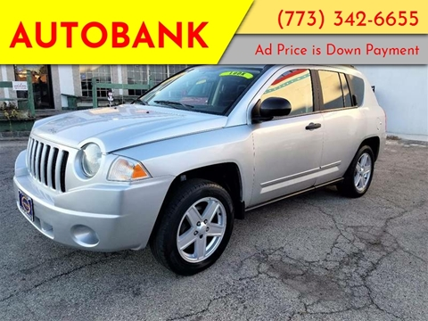 2008 Jeep Compass for sale in Chicago, IL