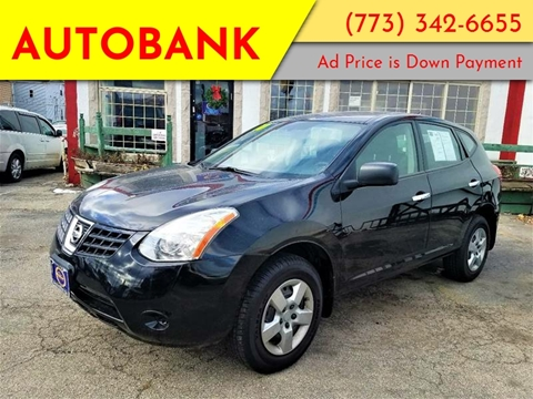 2010 Nissan Rogue for sale at AutoBank in Chicago IL
