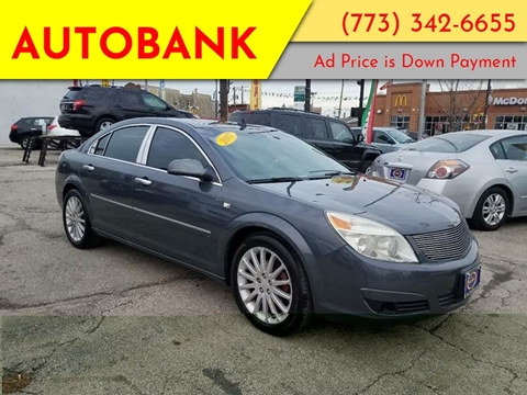 2007 Saturn Aura for sale at AutoBank in Chicago IL