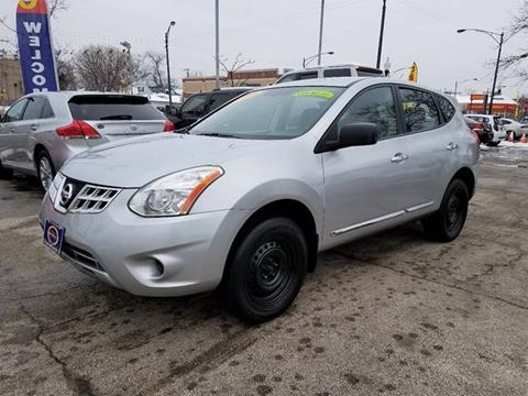 2012 Nissan Rogue for sale at AutoBank in Chicago IL