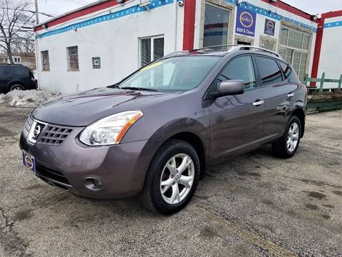 2010 nissan rogue for sale in chicago il. Black Bedroom Furniture Sets. Home Design Ideas