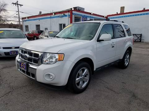 2012 Ford Escape for sale at AutoBank in Chicago IL