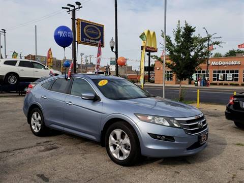 2010 Honda Accord Crosstour for sale at AutoBank in Chicago IL