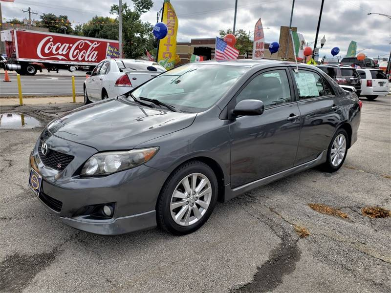 2009 Toyota Corolla S 4dr Sedan 4A   Chicago IL