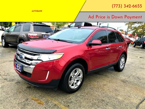 2011 Ford Edge for sale at AutoBank in Chicago IL