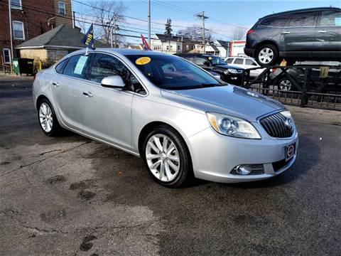 2013 Buick Verano for sale at AutoBank in Chicago IL