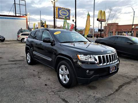 2012 Jeep Grand Cherokee for sale at AutoBank in Chicago IL