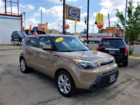 2014 Kia Soul for sale at AutoBank in Chicago IL