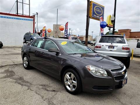2011 Chevrolet Malibu for sale at AutoBank in Chicago IL
