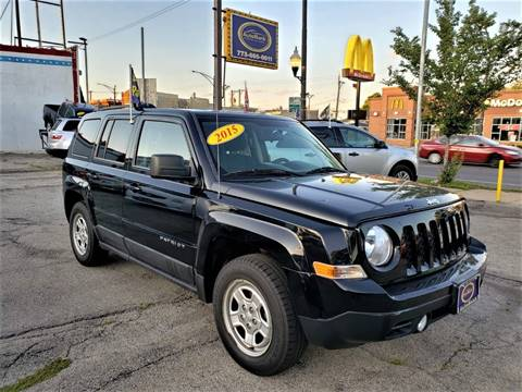 2015 Jeep Patriot for sale at AutoBank in Chicago IL
