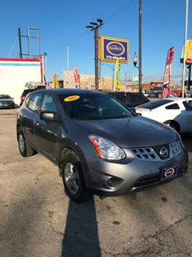 2013 Nissan Rogue for sale at AutoBank in Chicago IL