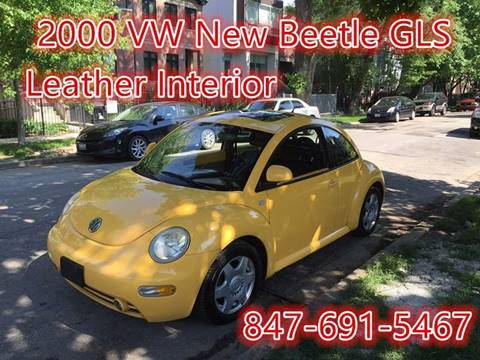 2000 Volkswagen New Beetle for sale at AutoBank in Chicago IL