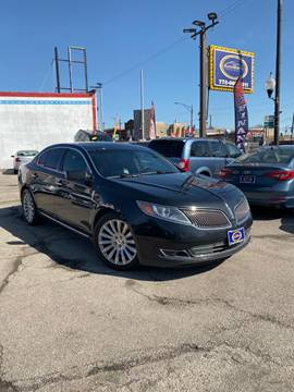 2013 Lincoln MKS for sale at AutoBank in Chicago IL