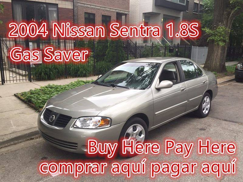 2004 Nissan Sentra 1.8 S 4dr Sedan   Chicago IL