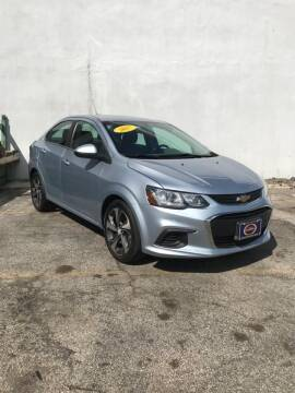 2017 Chevrolet Sonic for sale at AutoBank in Chicago IL