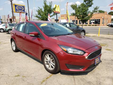 2016 Ford Focus for sale at AutoBank in Chicago IL