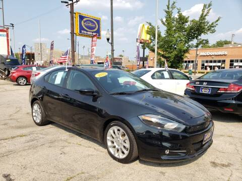 2015 Dodge Dart for sale at AutoBank in Chicago IL