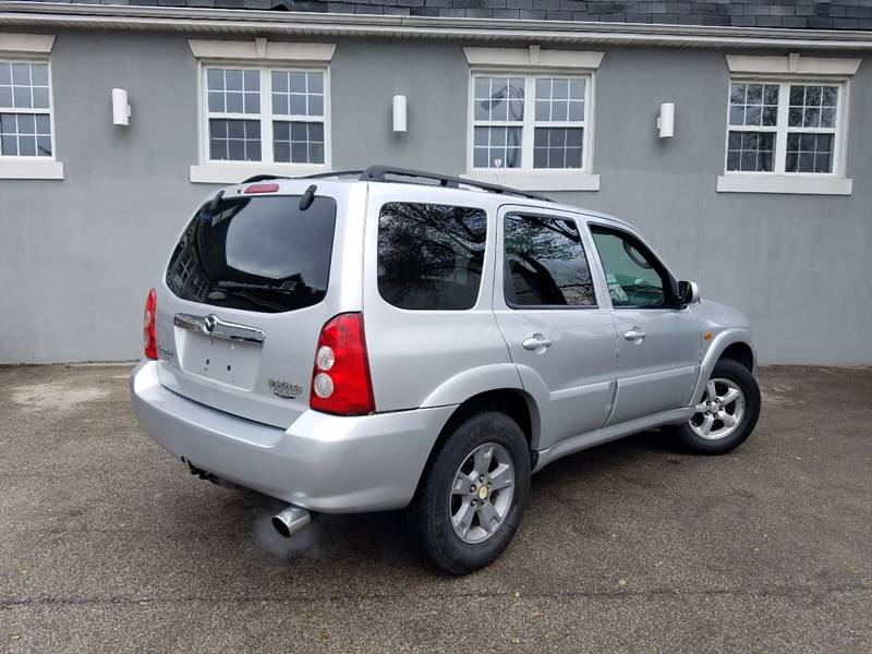 2005 mazda tribute s 4wd 4dr suv in chicago il autobank. Black Bedroom Furniture Sets. Home Design Ideas