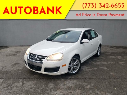 2007 Volkswagen Jetta for sale at AutoBank in Chicago IL