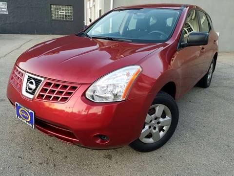 2009 Nissan Rogue for sale at AutoBank in Chicago IL