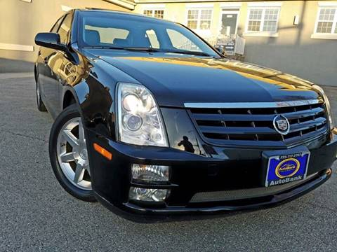 2006 Cadillac STS for sale at AutoBank in Chicago IL