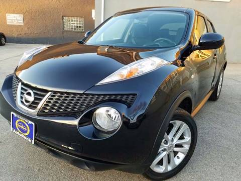 2014 Nissan JUKE for sale at AutoBank in Chicago IL
