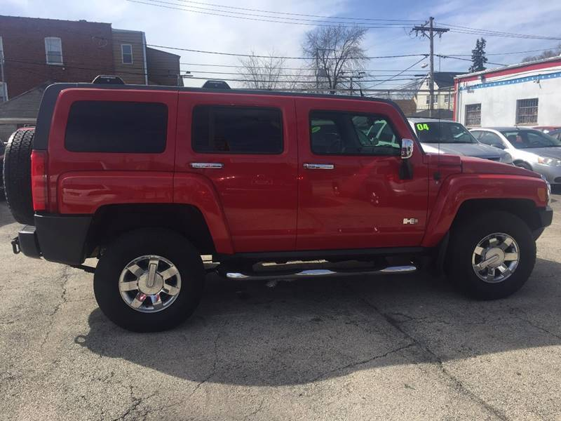 2009 hummer h3 4x4 h3x 4dr suv in chicago il autobank. Black Bedroom Furniture Sets. Home Design Ideas