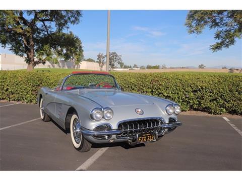 1960 Chevrolet Corvette for sale in Anaheim, CA