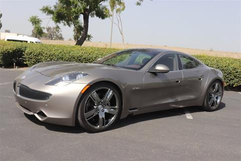 2012 Fisker Karma for sale at West Coast Corvettes in Anaheim CA