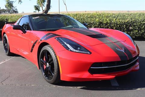 2017 Chevrolet Corvette for sale in Anaheim, CA