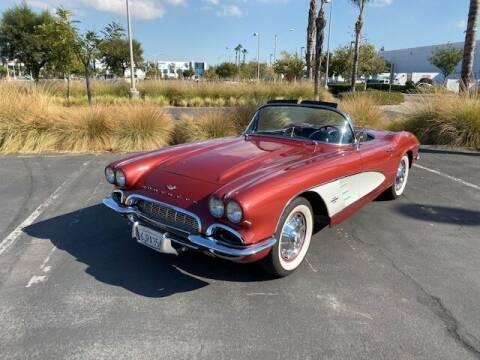 1961 Chevrolet Corvette for sale in Anaheim, CA