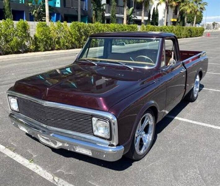 1970 Chevrolet C/K 10 Series for sale at West Coast Corvettes in Anaheim CA