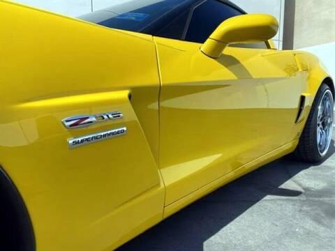 2008 Chevrolet Corvette for sale at West Coast Corvettes in Anaheim CA