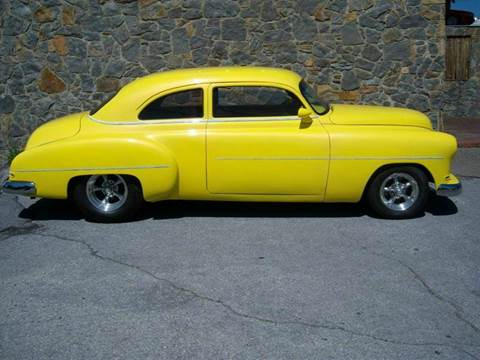 1950 Chevrolet 210 for sale at RUMBLES in Bristol TN