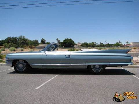 1961 Cadillac Eldorado for sale at RUMBLES in Bristol TN