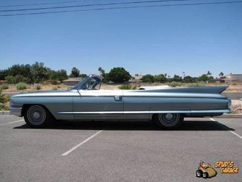 1961 Cadillac Eldorado for sale at RUMBLES in Bristol TN