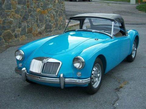 1957 MG MGA for sale at RUMBLES in Bristol TN