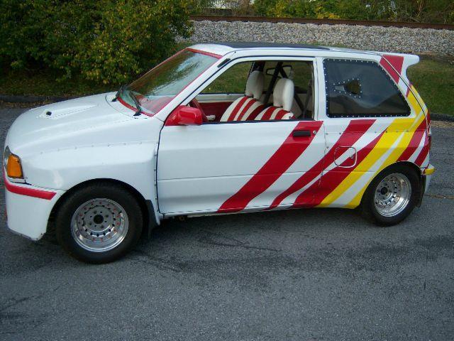 1990 Ford Festiva L 2dr Hatchback In Bristol TN