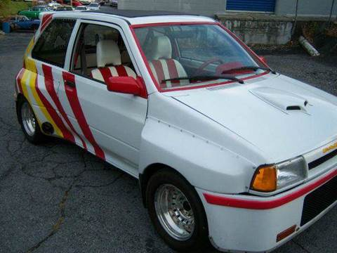 1990 Ford Festiva for sale in Bristol, TN