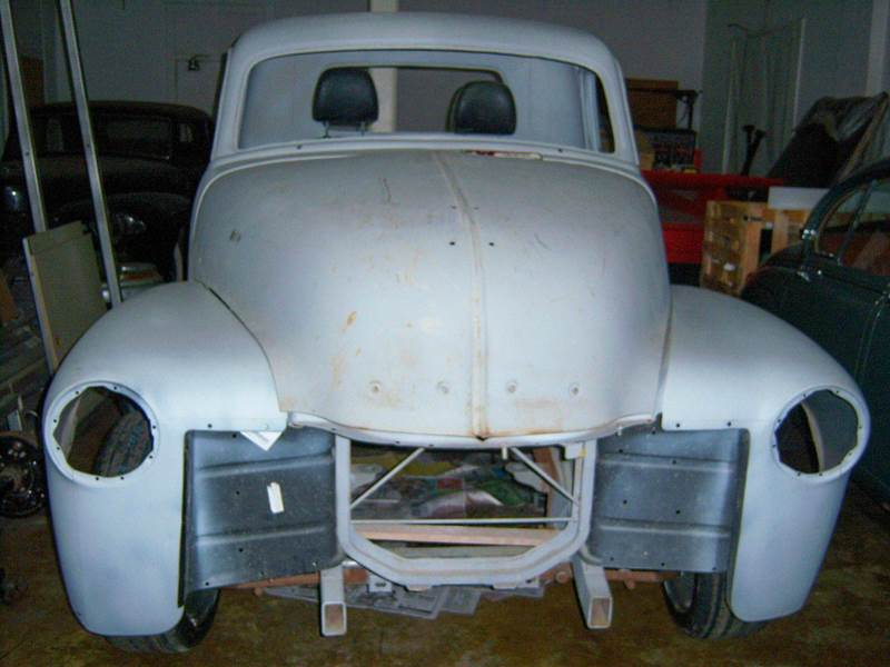 1949 Chevrolet 1500 Series for sale at RUMBLES in Bristol TN