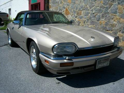 1995 Jaguar XJS for sale in Bristol, TN