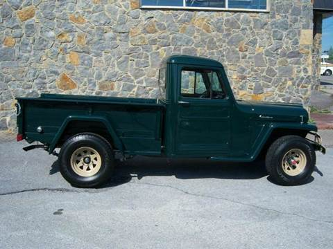 1954 Willys Jeep for sale at RUMBLES in Bristol TN
