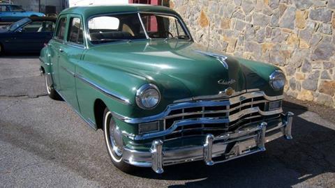 1949 Chrysler New Yorker for sale in Bristol, TN