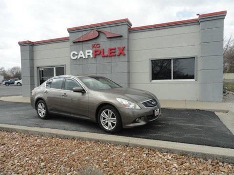 2012 Infiniti G37 Sedan for sale in Grandview, MO