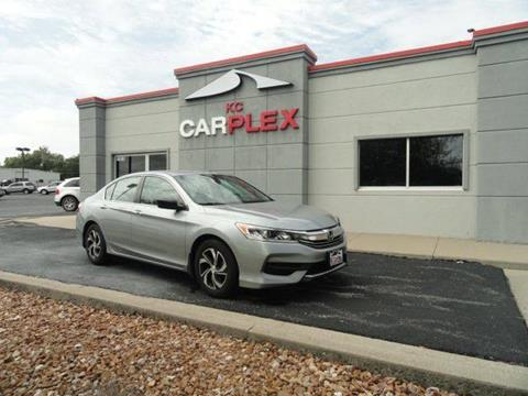 2016 Honda Accord for sale in Grandview, MO