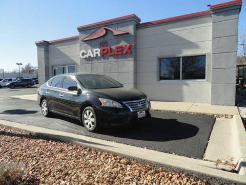 2015 Nissan Sentra for sale in Grandview, MO