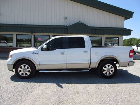 2008 Ford F-150 for sale in Augusta, KS