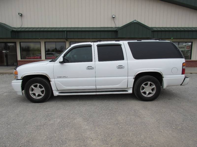 Truck World Augusta Ks >> 2002 Gmc Yukon Xl AWD Denali 4dr SUV In Augusta KS - Truck ...
